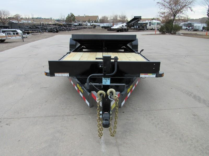2020 Big Tex Trailers 14TL-22BK Flatbed Trailer