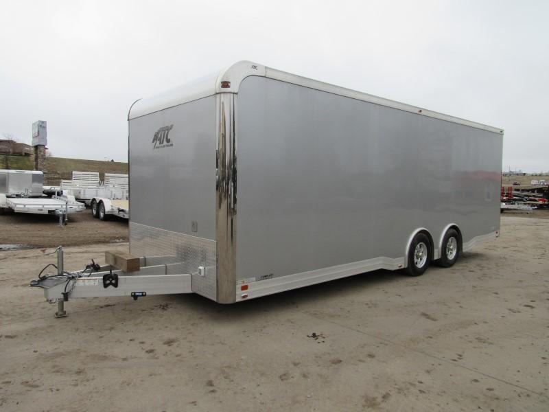 2014 ATC 8.5X24CGR Enclosed Cargo Trailer