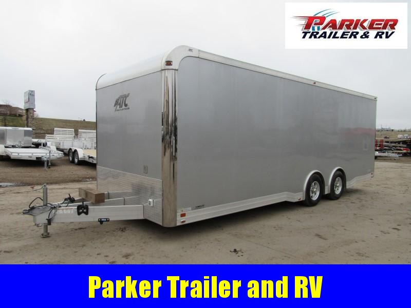 2014 ATC 8.5X24CGR Enclosed Cargo Trailer