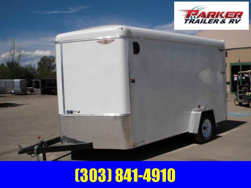 2019 H&H H8412SRTV-035 Enclosed Cargo Trailer