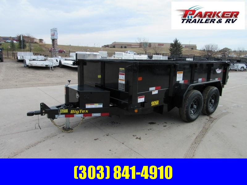 2020 Big Tex Trailers 90SR-12BK7SIR Dump