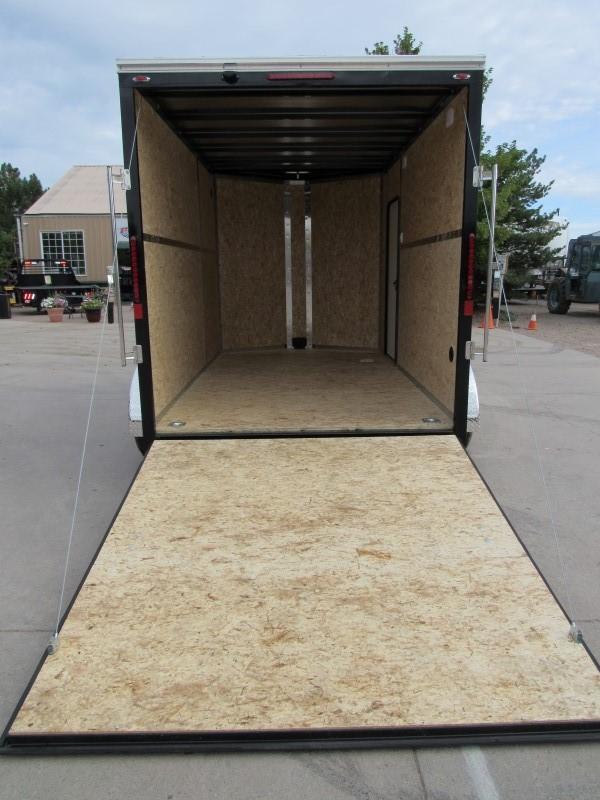 2020 Legend Trailers STV7X14TA35 Enclosed Cargo Trailer