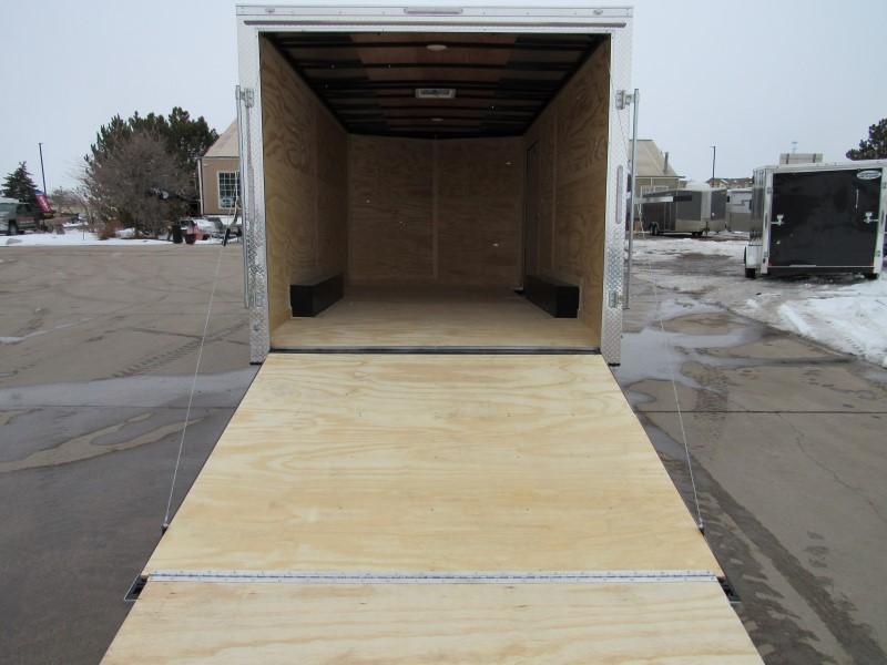 2021 CONTINENTAL CARGO TXVHW8.516TA3 Enclosed Cargo Trailer
