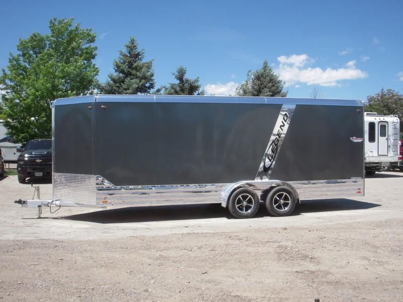 2019 Mid-Atlantic Trailer Manufacturing Inc. 723DVNTA35 Enclosed Cargo Trailer