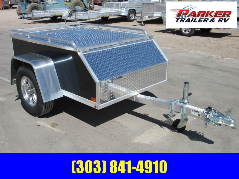 2020 Aluma AE46 Enclosed Cargo Trailer