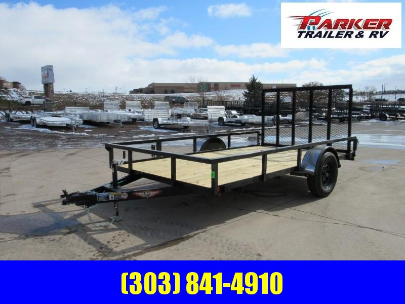 2020 H&H H8212RS-030 Utility Trailer
