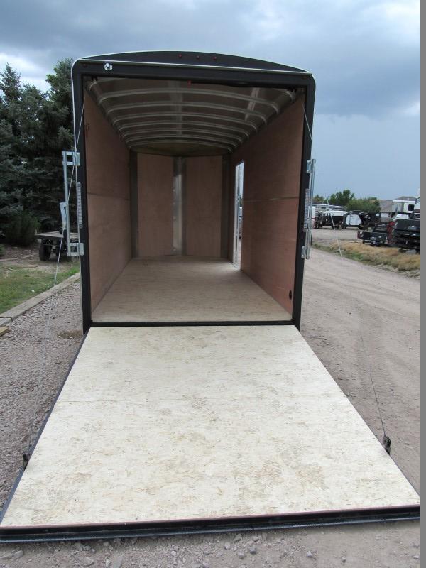 2019 H&H H8416TRTV-070 Enclosed Cargo Trailer