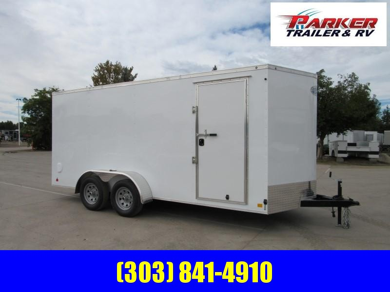 2020 CONTINENTAL CARGO TXLVVH716TA2 Enclosed Cargo Trailer