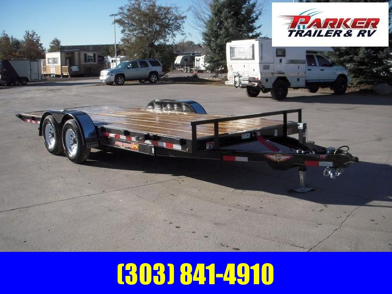 2019 H&H H8220MX-100 Flatbed Trailer