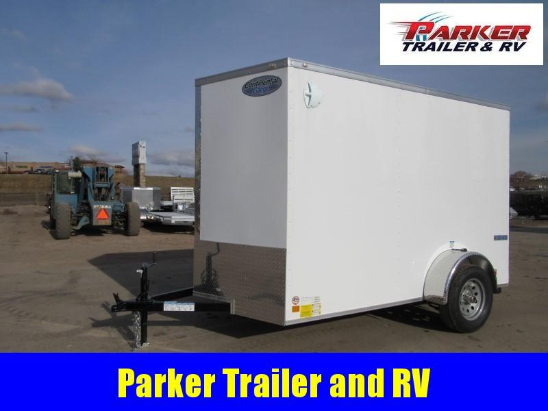 2021 CONTINENTAL CARGO TXVHW610SA Enclosed Cargo Trailer