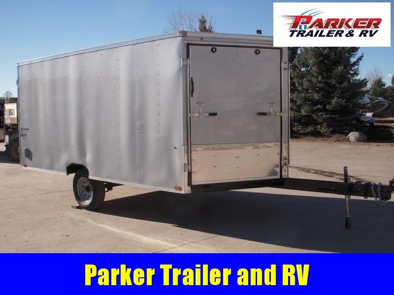 2019 Look Trailers EDFT 85X14 SE3 Enclosed Cargo Trailer