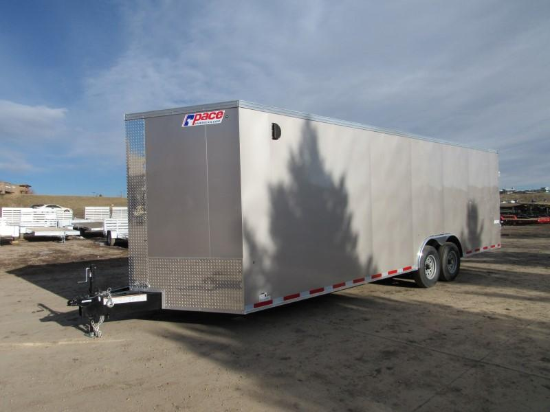 2021 Pace American PSABA8.5X26TE5FE Enclosed Cargo Trailer