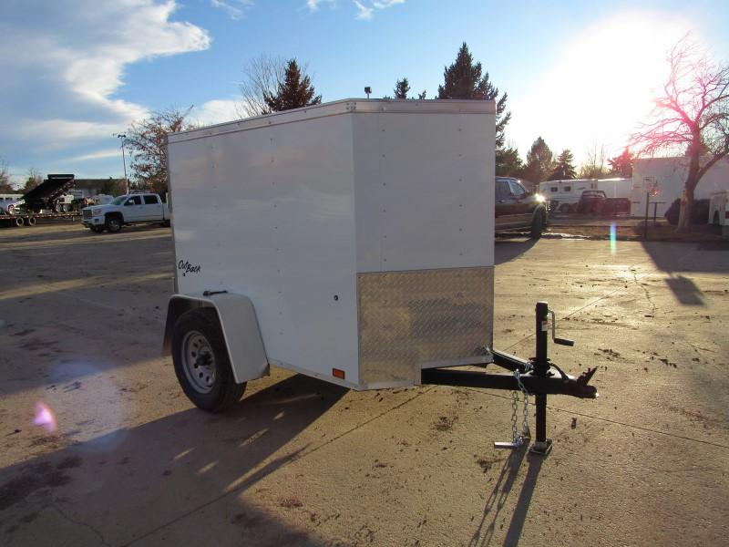 2020 Pace American OB4X6SI2 Enclosed Cargo Trailer