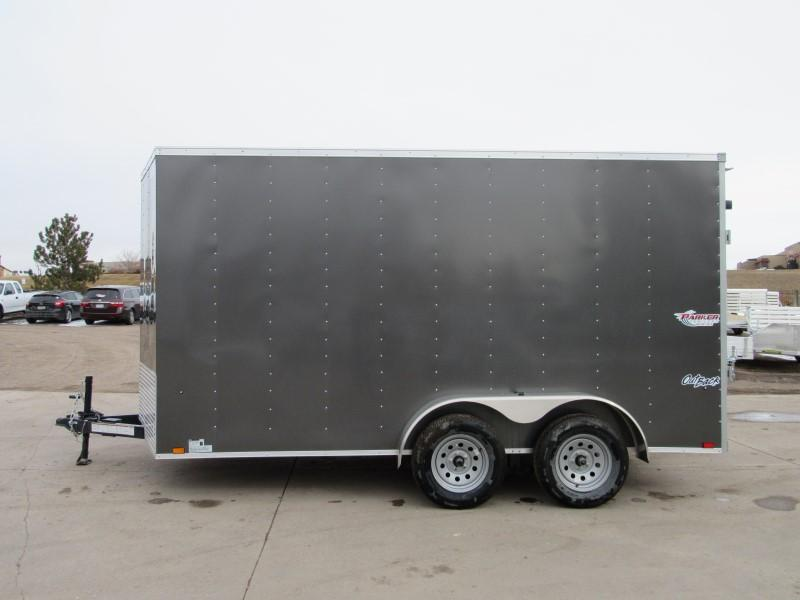2021 Pace American PSCAA7.0X14TE2FC Enclosed Cargo Trailer