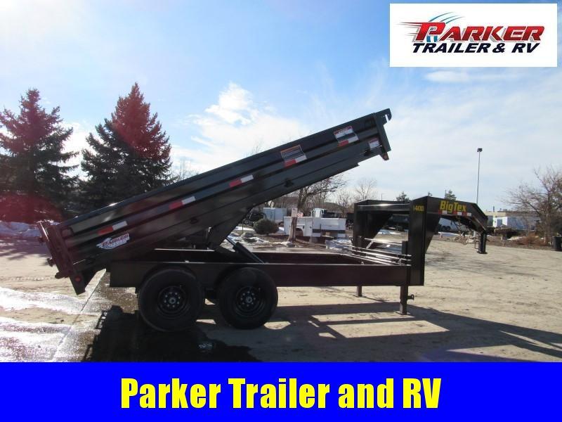 2020 Big Tex Trailers 14OD-14GN Dump