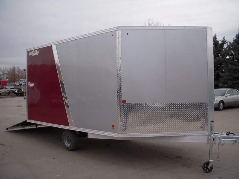 2018 High Country HES 101X12 (6.5) Enclosed Cargo Trailer