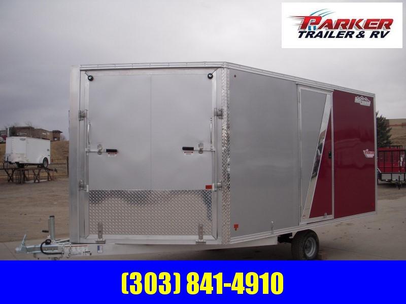 2018 Mid-Atlantic Trailer Manufacturing Inc. HES 101X12 (6.5) Enclosed Cargo Trailer