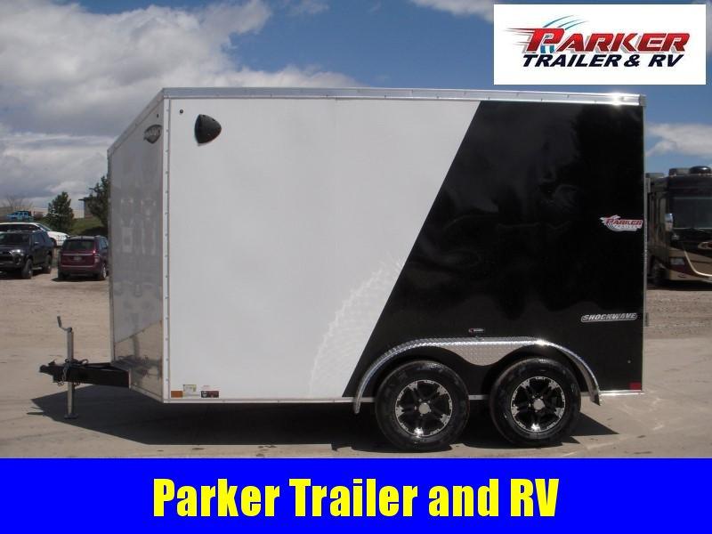 2020 Impact Trailers ITS712TA2 Enclosed Cargo Trailer