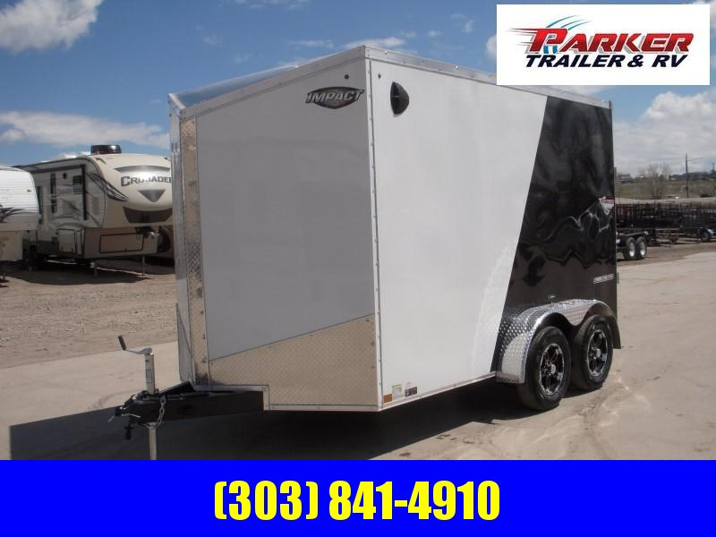 2020 Mid-Atlantic Trailer Manufacturing Inc. ITS712TA2 Enclosed Cargo Trailer