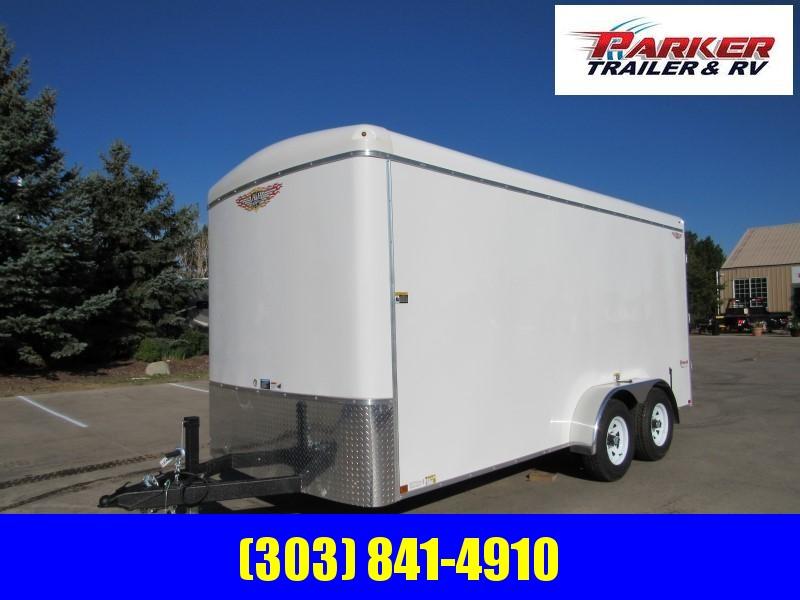 2020 H&H H8416TRT-100 Enclosed Cargo Trailer