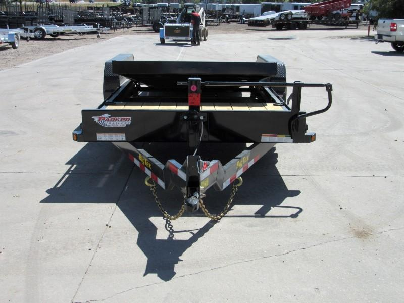 2020 Big Tex Trailers 14TL-20BK Flatbed Trailer