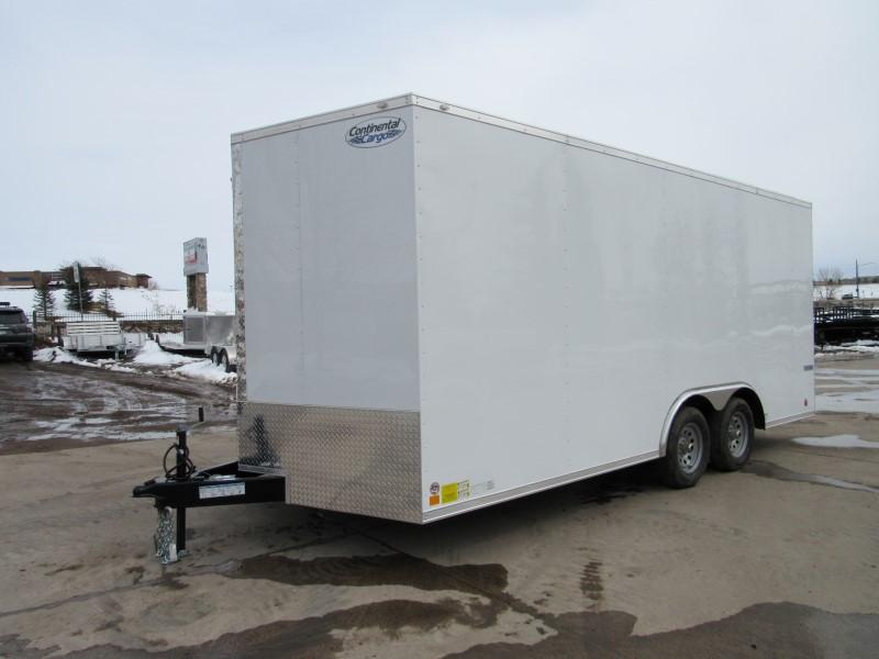 2020 CONTINENTAL CARGO TXVHW8.518TA2 Enclosed Cargo Trailer