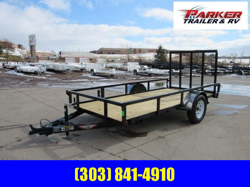 2020 H&H H6612RS-030 Utility Trailer