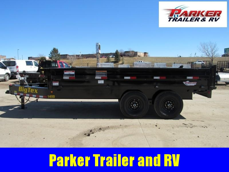 2020 Big Tex Trailers 14OD-14 Dump