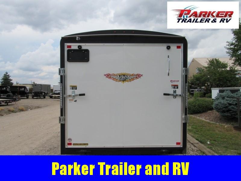 2019 H&H H8410SRTV-035 Enclosed Cargo Trailer