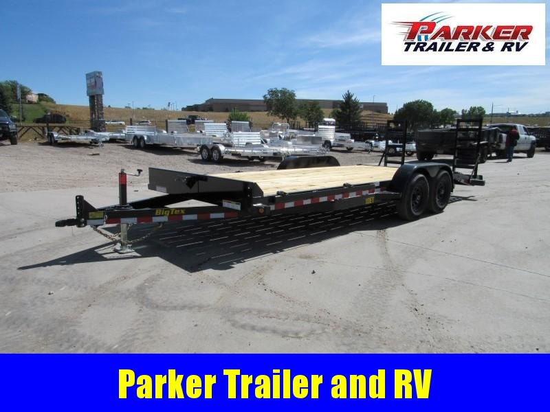 2020 Big Tex Trailers 10ET-20BK-KR Flatbed Trailer