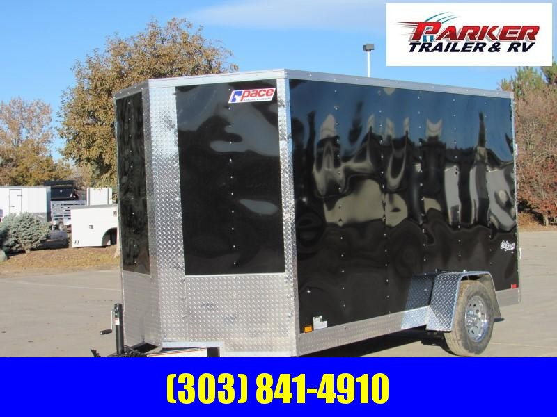 2020 Mid-Atlantic Trailer Manufacturing Inc. OB6X12SI2 Enclosed Cargo Trailer