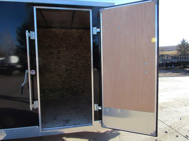 2020 Pace American OB6X12SI2 Enclosed Cargo Trailer