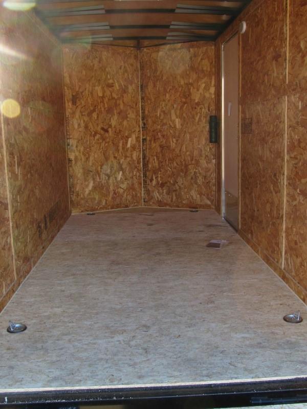 2020 Mid-Atlantic Trailer Manufacturing Inc. OB6X12SI2 Enclosed Cargo Trailer