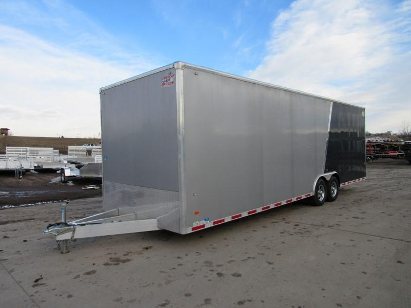 2019 American Hauler Industries 8.5X28CGR Enclosed Cargo Trailer