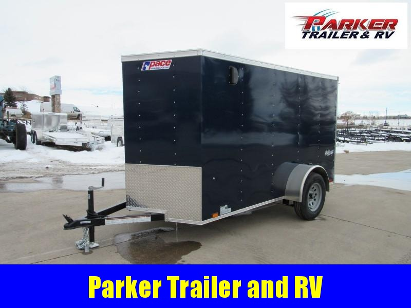2021 Pace American PSCAA5.0X10SI2FC Enclosed Cargo Trailer