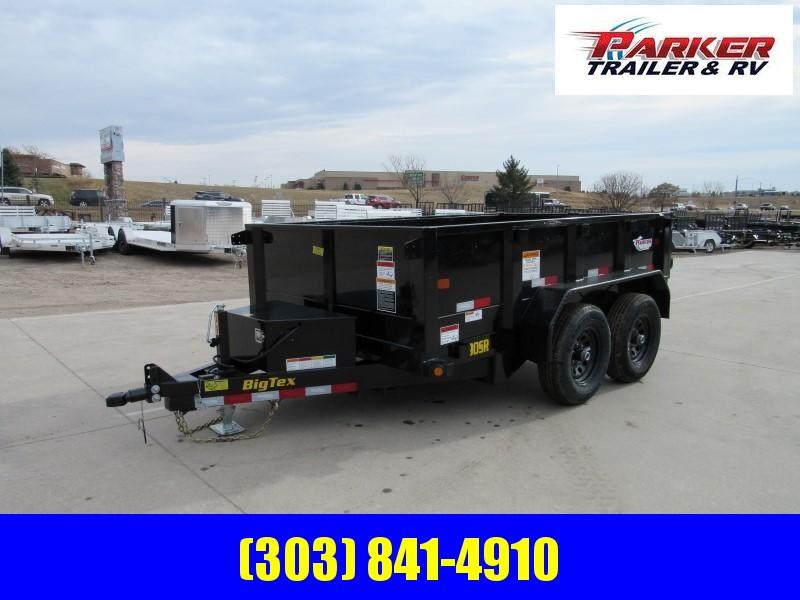 2020 Big Tex Trailers 90SR-10BK7SIR Dump