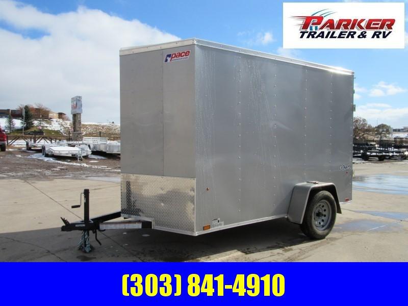 2020 Mid-Atlantic Trailer Manufacturing Inc. OB6X10SI2 Enclosed Cargo Trailer