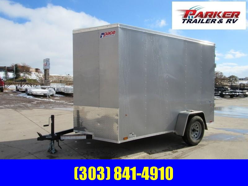2020 Pace American OB6X10SI2 Enclosed Cargo Trailer