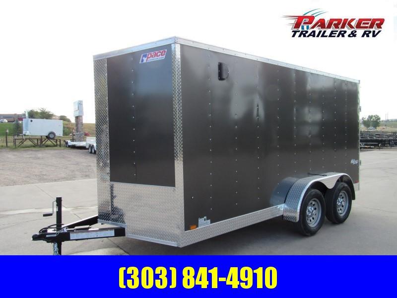 2020 Mid-Atlantic Trailer Manufacturing Inc. OB7X14TE2 Enclosed Cargo Trailer