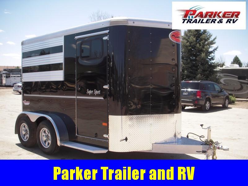 2020 Sundowner Trailers SS2HBP Horse Trailer