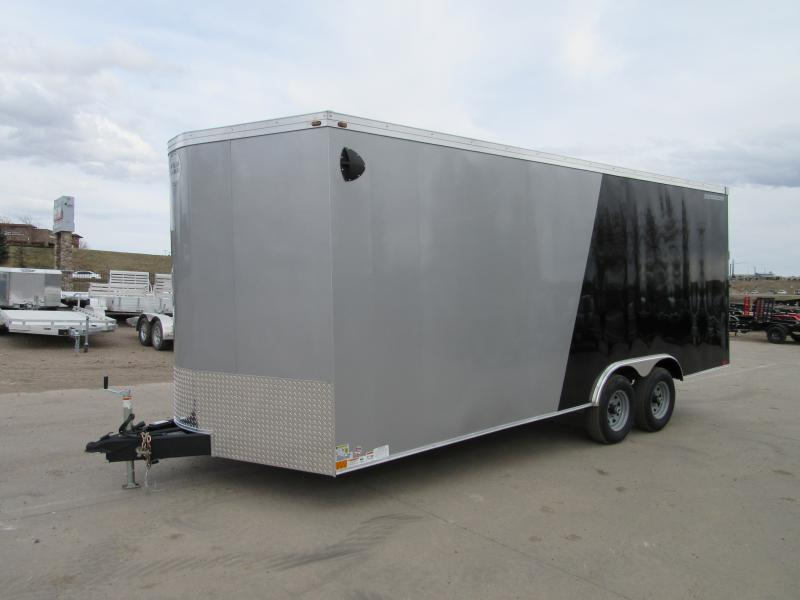 2020 Wells Cargo RFV8520T3 Enclosed Cargo Trailer