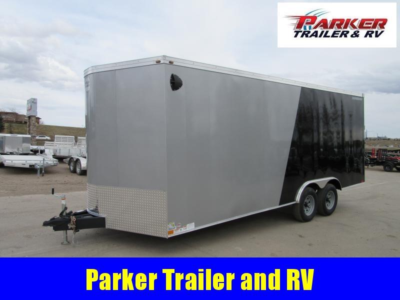 2020 Wells Cargo RFV8520T3 Enclosed Cargo Trailer