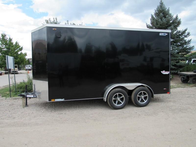 2020 Mid-Atlantic Trailer Manufacturing Inc. STV7X16TA35 Enclosed Cargo Trailer