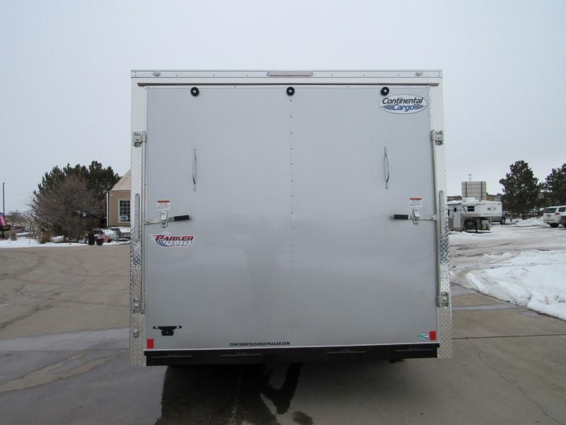 2021 CONTINENTAL CARGO TXVHW8.514TA3 Enclosed Cargo Trailer