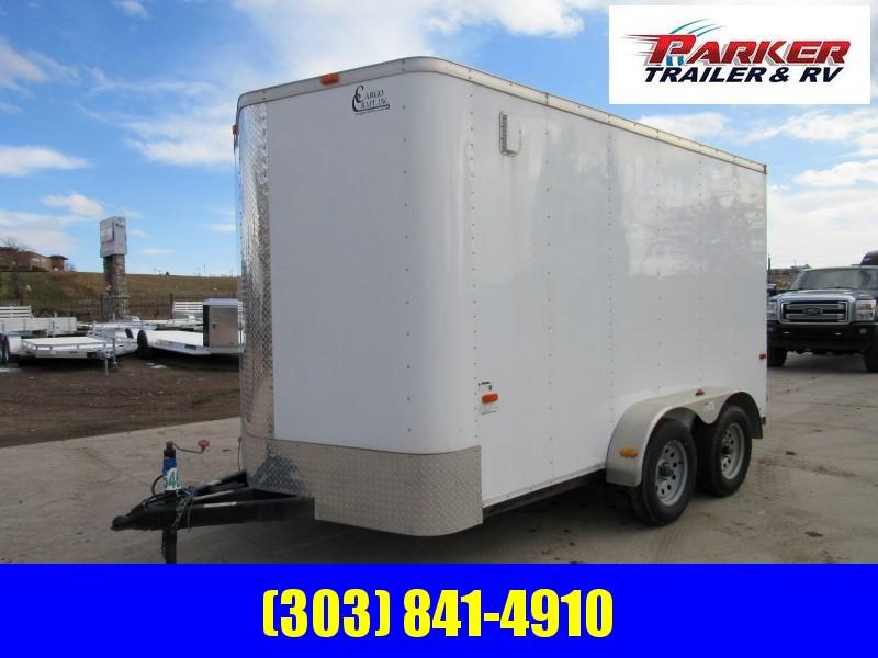 2015 Mid-Atlantic Trailer Manufacturing Inc. ELITE-V Enclosed Cargo Trailer