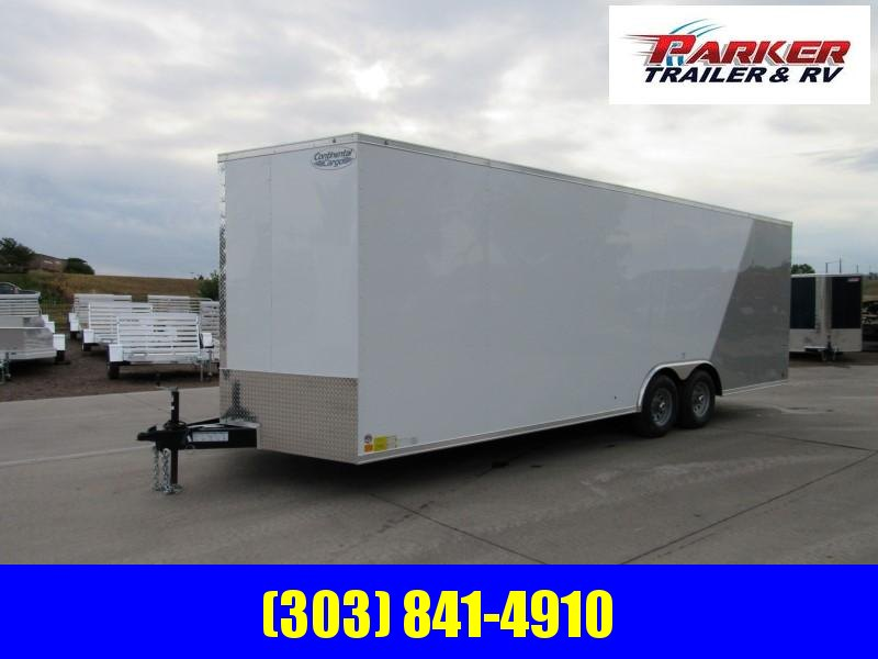 2020 CONTINENTAL CARGO TXVHW8.524TA3 Enclosed Cargo Trailer
