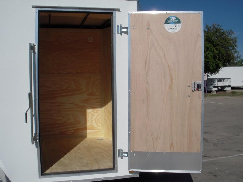 2020 CONTINENTAL CARGO TXVHW714TA2 Enclosed Cargo Trailer