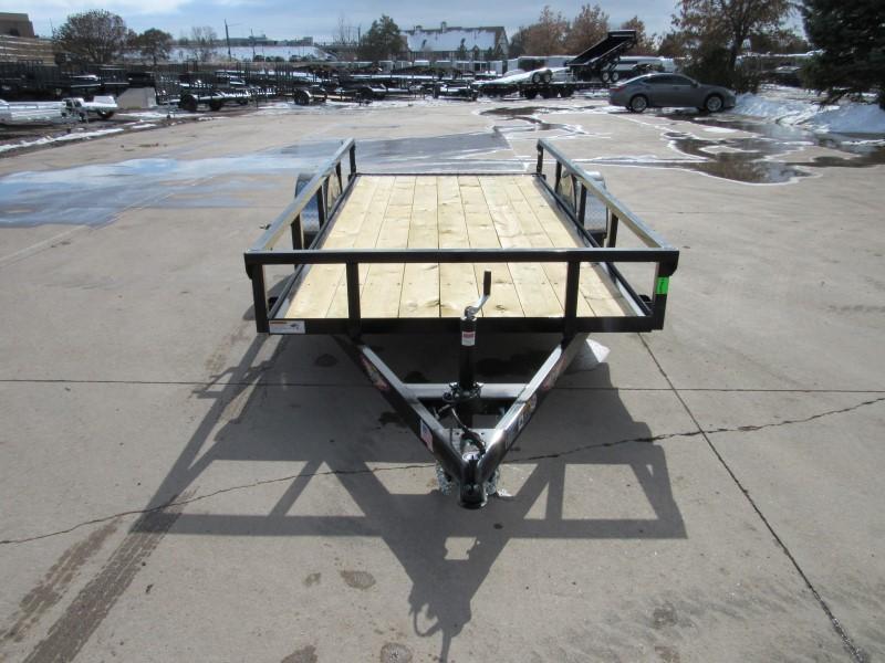 2020 H&H H6612RS-030 Utility Trailer