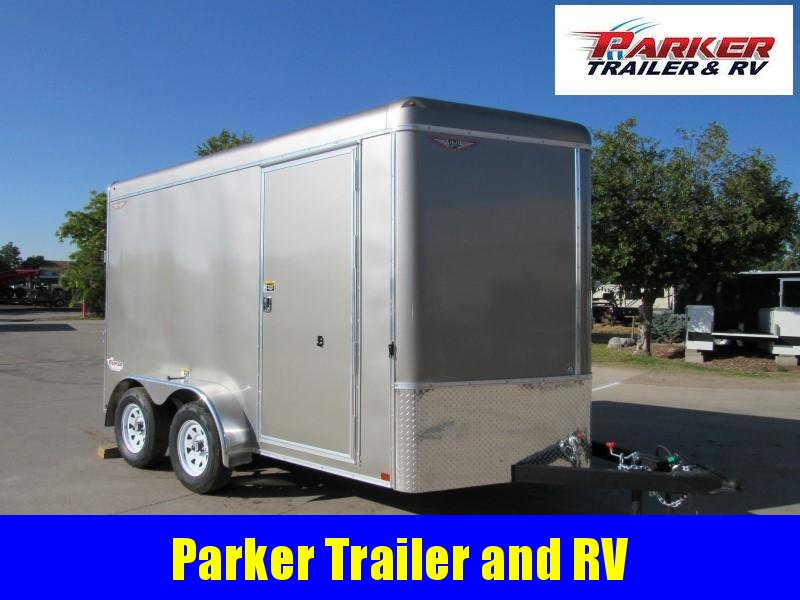 2020 H&H H8412TRTV-070 Enclosed Cargo Trailer