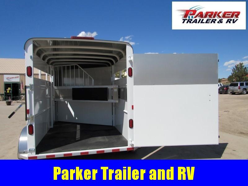 2020 Maverick MAV13-2HS Horse Trailer